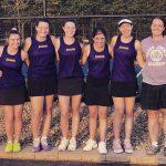 Jaguars tennis advances 5 players to Division I District Tournament