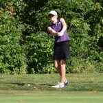 Golf Ends Season at Sectionals
