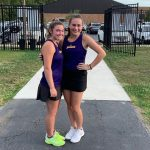 Martin/Guzic finish 2nd at Division I Oberlin Sectional