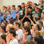 Jaguars Finish NCL Play With Sweep of Walsh Jesuit