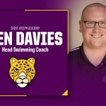 Ben Davies Named Head Swimming Coach