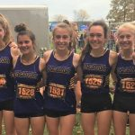 Cross Country Captures Regional Title