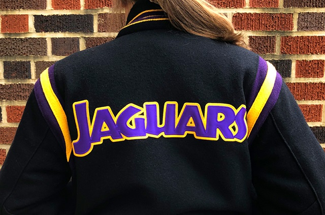 Varsity Letter Jackets Available For Purchase