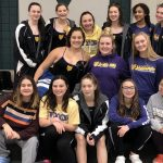 Swimming Finishes 5th at Mason Invitational