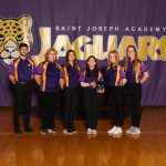Jaguars Top Fairview High School; Tied for First Place in GCIBL