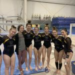 Gymnastics finishes 2nd place at Avon Lake