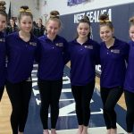 Gymnastics finishes 7th place at OHSAA Sectional Tournament