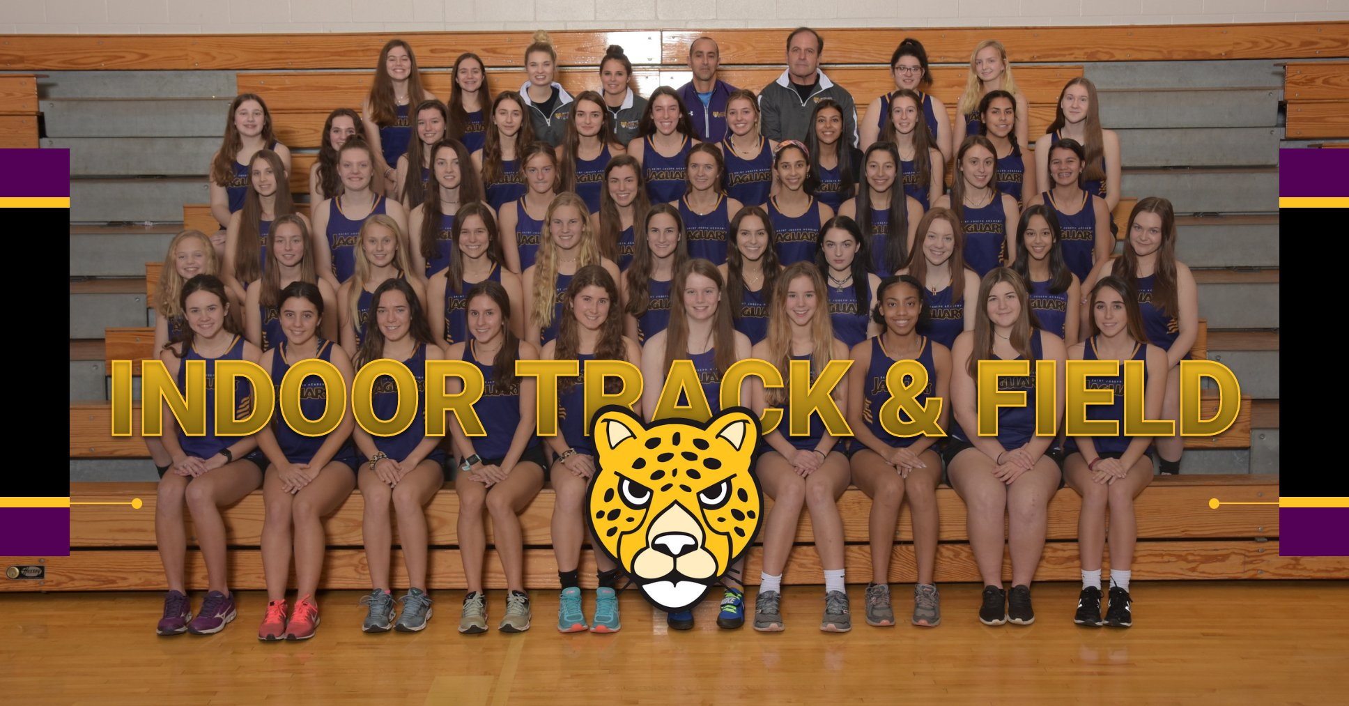 Indoor Track and Field Competes at All-Star Meet
