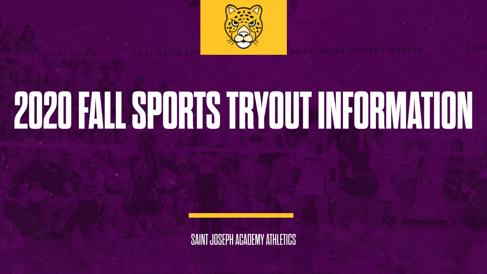 OHSAA Fall Sports Tryout/Practice Information