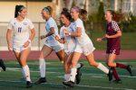 Varsity Soccer Ties Rocky River 2-2