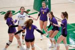 Volleyball Sweeps Strongsville