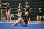 Varsity Gymnastics finishes 2nd place at Medina High School