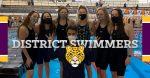 Jaguars Wrap Up Season at District Meet