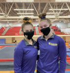 Synk and Petrasek Compete at  District Championship