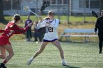 Varsity Lacrosse Tops Mentor; Moves to 3-0