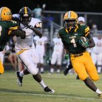 Laurens District 55 High School Varsity Football falls to Boiling Springs High School 45-10