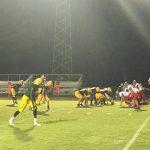 LDHS Junior Varsity Football beat Wade Hampton High School 38-8