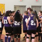Sanders' Volleyball beats Northside 3-0