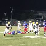 Laurens District 55 High School Varsity Football beat Riverside High School 35-9