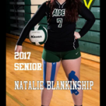 Senior Profile: Natalie Blankinship #7
