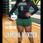 Senior Profile: Jamoya Hunter #8
