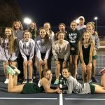 Laurens District 55 High School Girls Varsity Tennis falls to J L Mann High School 1 – 5
