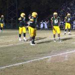 Raiders fall to Spartanburg High School 35-17