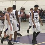 Gray Court-Owings' Boys beat Ware Shoals Middle School 42-35