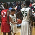 Laurens District 55 High School Boys Varsity Basketball falls to Riverside High School 61-43