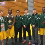 Laurens District 55 High School Boys Varsity Wrestling finishes 3rd place
