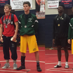 Laurens District 55 High School Boys Varsity Wrestling finishes 7th place
