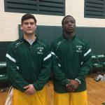 Laurens District 55 High School Boys Varsity Wrestling beat Greenwood High School 42-38