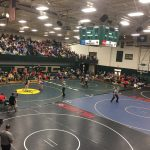 Laurens District 55 High School Boys Varsity Wrestling finishes 17th place