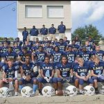 Laurens District 55 Middle School Football – Laurens beat Sanders 40-14