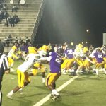 Laurens District 55 High School Varsity Football falls to Northwestern High School 58-7