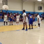 Laurens MS Girls fall to Westview Middle School 44-31