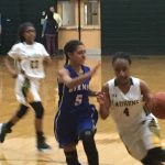 Laurens District 55 High School Girls Varsity Basketball falls to Byrnes 66-37