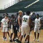 Laurens District 55 High School Boys Freshman Basketball falls to Spartanburg 35-27