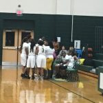 Laurens District 55 High School Girls Junior Varsity Basketball falls to Clinton High School 27-9