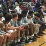 Laurens District 55 High School Boys Varsity Basketball falls to Spartanburg 57-56