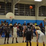 Boys Middle School Basketball falls to Brewer Middle School 36 – 35