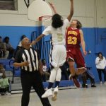 Boys Middle School Basketball falls to Wright Middle School 64 – 34
