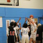 Girls Middle School Basketball defeats Northside Middle School 49 – 12