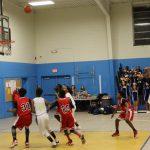 Boys Middle School Basketball defeats Northside Middle School 32 – 29