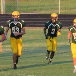 JV Football opens season with 26-18 victory