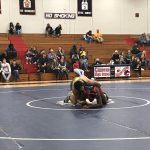 LDHS Wrestling Defeats Northwestern