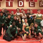 Raider Wrestling Finishes 3rd at the Greenville Red Raider Rumble