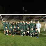 Laurens 55 Middle School Boys defeat Westview Middle School 4-1