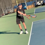 Boys Varsity Tennis beats Westside 6 – 1