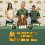 Harshaw Signs with Erskine
